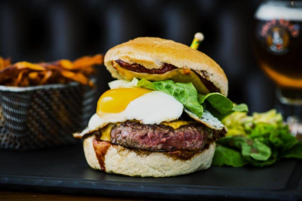 Watson's Pub - Le buckingham burger