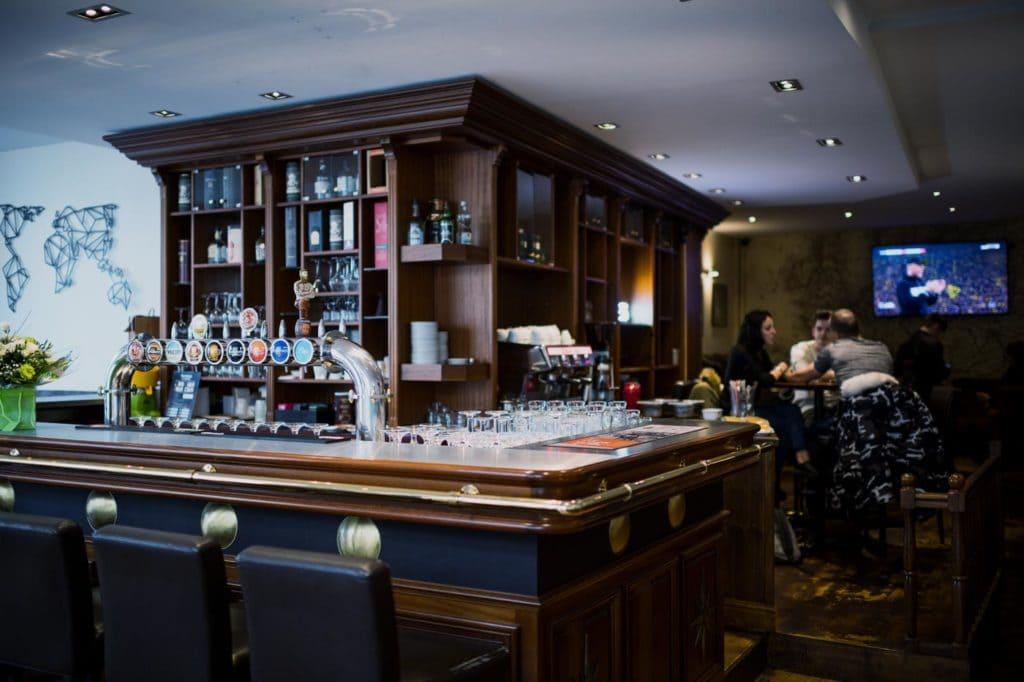 Watson's Pub - Une ambiance cosy