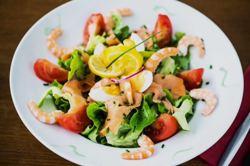 Watson's Pub - Notre salade nordique