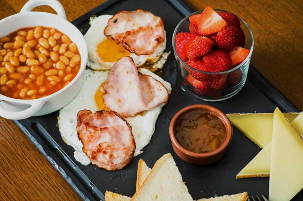 Watson's Pub - Traditionnel English Breakfast