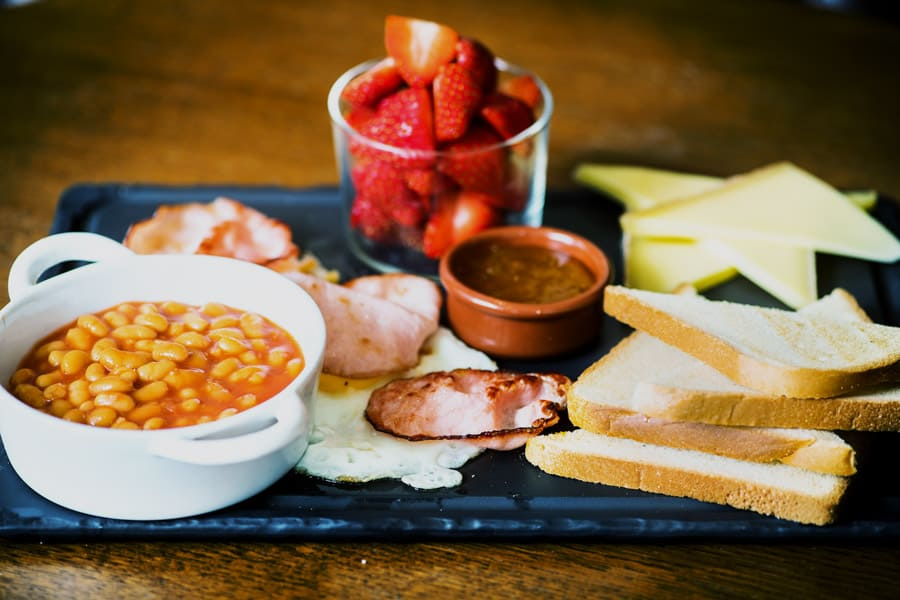 Watson's Pub - notre restaurant propose l'english breakfast
