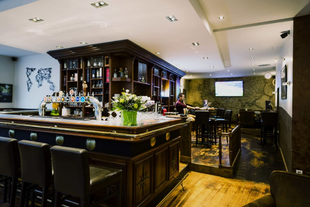Watson's Pub - Un espace bar cosy